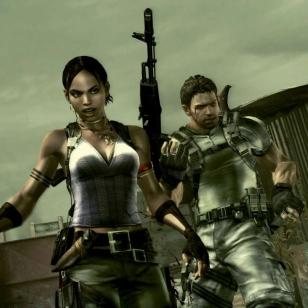 TGS 08: Resident Evil 5:n co-op myös jaetulle ruudulle