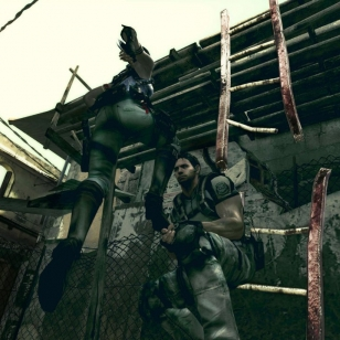 Resident Evil 5:n uudet kuvat, demo tulossa?
