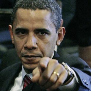 Barack Obama nimesi suosikkinsa