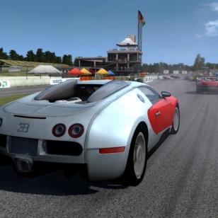 PS3:n SuperCar Challenge uusissa kuvissa