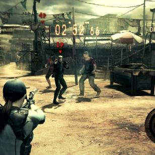 Capcom tuo moninpelin Resident Evil 5:een
