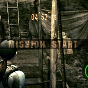 Resident Evil 5:een myös pelaajien välistä mittelöä