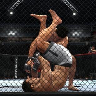 Ultimate fighterit mättävät uusissa pelivideoissa