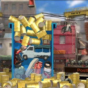 Japanilainen roskapeli tulossa PS3:n Storeen