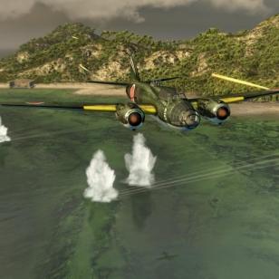 Battlestations: Pacificin demo Xbox Livessä