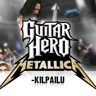 Guitar Hero: Metallica -kilpailu