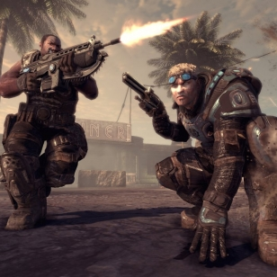 Gears of War 2:een muhkea laajennus