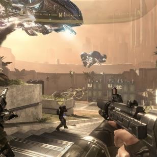 E3 2009: Halo 3: ODST:stä tuoretta mediaa