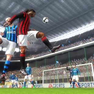 FIFA 10:n uudet kuvat
