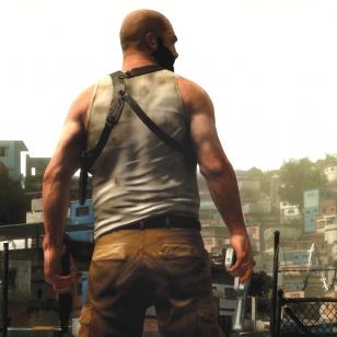 Kuvia Max Payne 3:sta
