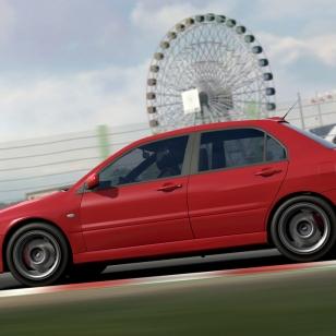 Forza 3 tarjoilee japanilaista autoilua