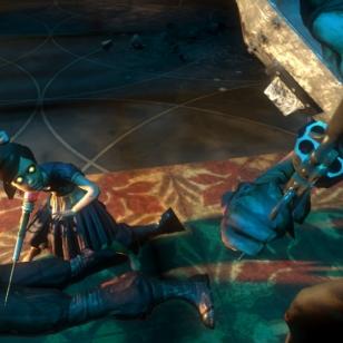 Neljäs studio mukaan BioShock 2:n kehitykseen