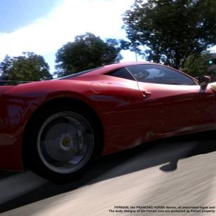 GT5:n Ferrareista ja Lamborghineista lisää kuvia