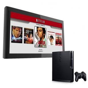 Netflix-videopalvelu Yhdysvalloissa myös PS3:lle