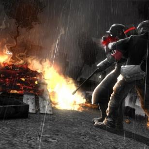 Uusia kuvia EA:n The Saboteur pelistä