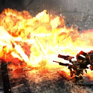 Kuvia Armored Core 5:stä