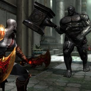 Uusia kuvia God of War III:sta