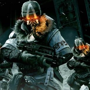 Liikkuvaa pelikuvaa Killzone 3:sta