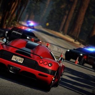 E3 2010: Need for Speed -ajojahtia syksyllä