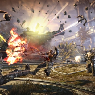 E3 2010: Bulletstorm raivoaa helmikuussa