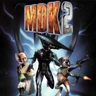 MDK2 tulossa WiiWareen