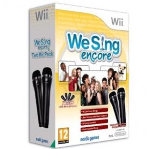 We Sing Encoressa 40 hittibiisiä