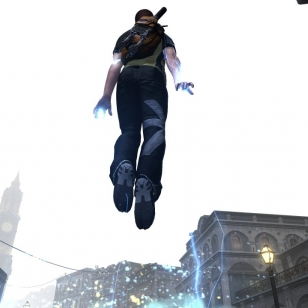 InFamous 2:n uusi traileri ja kuvat