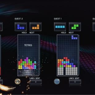 Legendaarinen Tetris tekee paluun