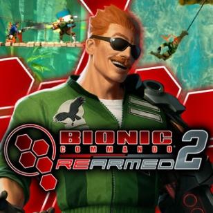 Lisää Bionic Commandoa ladattavaksi helmikuussa