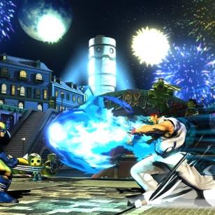 Marvel Vs Capcom Vs ottelujen keskeyttäjät