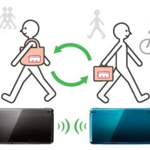 3DS:n StreetPass-ominaisuudesta lisäinfoa