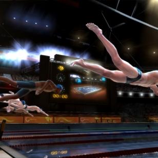 Michael Phelps -uintipeli Kinectille kesällä