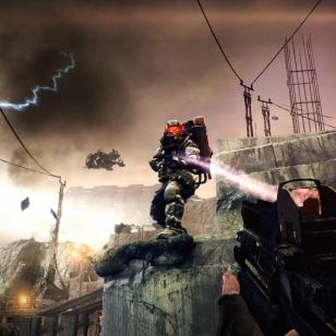 Testissä Killzone 3:n kampanja
