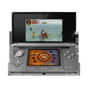LEGO Pirates of Caribbean myös 3DS:lle