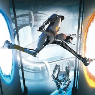 PS3:n Portal 2:een täysi Move-tuki