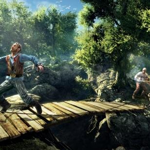 Risen saa jatkoa piraattiteeman kera