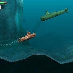 3DS:n Steel Diveriin vuoropohjaista moninpeliä