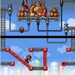 Mario Vs. Donkey Kong - Mini-Land Mayhem!