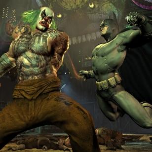 Batman: Arkham City lokakuussa