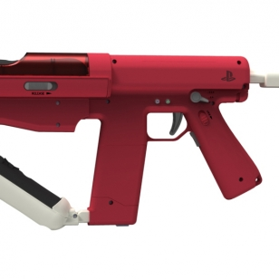 PlayStation Move-Sharpshooter