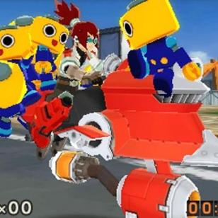 Mega Man Legendsistä pelattava prototyyppi toukokuussa
