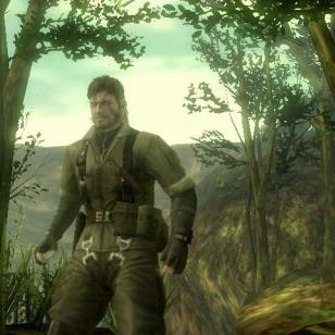 3DS:n Metal Gear Solid 3 esitteillä kuvina ja E3-videona