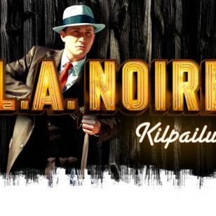 Kilpailu: L.A. Noire (K18)