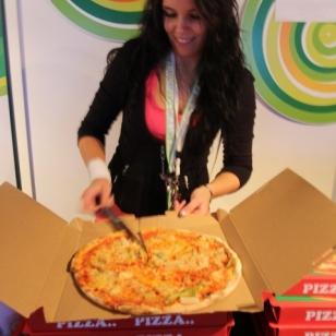 Forzaa, pizzaa ja Gameria
