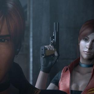 Kiskoilla kulkevaa Resident Eviliä PlayStation 3:lle