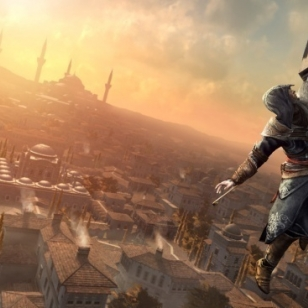 Ezio vierailee Final Fantasyssa – tai ainakin melkein