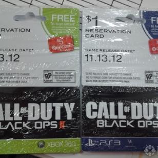 Call of Duty: Black Ops 2 lipsahti julkisuuteen