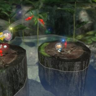 E3 2012: Pikmin 3:n traileri esittelee kivisiä otuksia