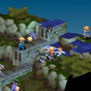Retronurkkaus: Final Fantasy 1, 2 ja Tactics (PSN)