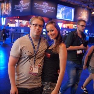 Gamescom 2012 -kuvia